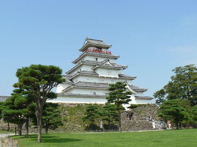 三春藩:舞鶴城